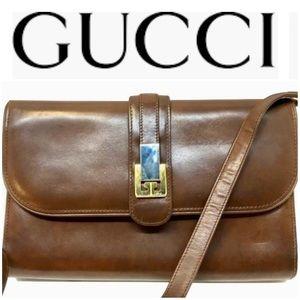 GUCCI Leather Purse l Bag